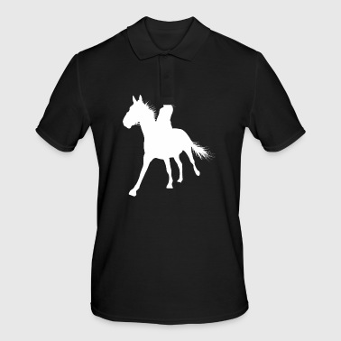 Riding - Men's Polo Shirt