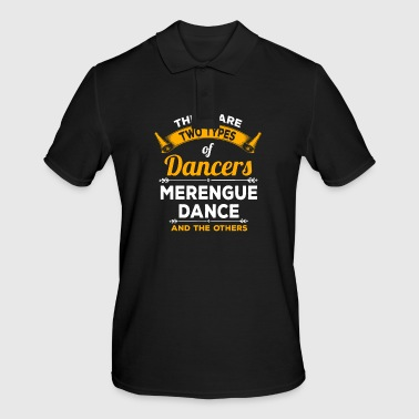 Merengue Tanssiva Latin Dance Latin Movement - Miesten pikeepaita