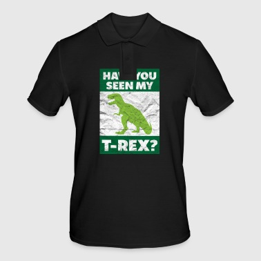 Overlay T Rex - Have you seen my T-rex? - Men's Polo Shirt