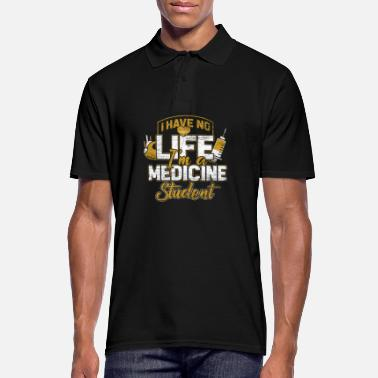 Médecine Médecine étude médecin médecin cadeau - Polo Homme