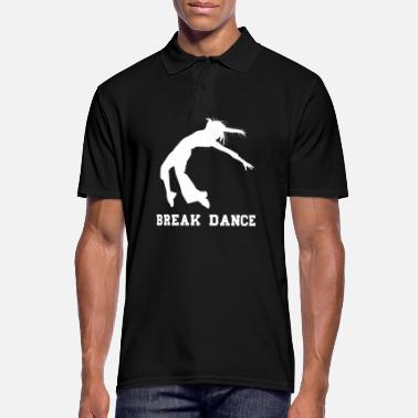 Breakdance Breakdance - Männer Poloshirt