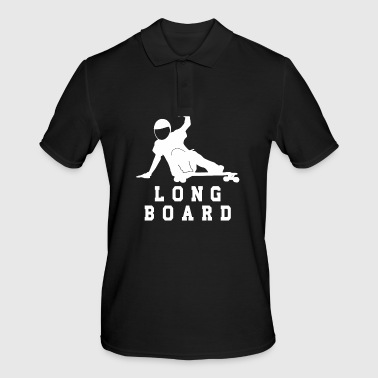 Long board - Men's Polo Shirt
