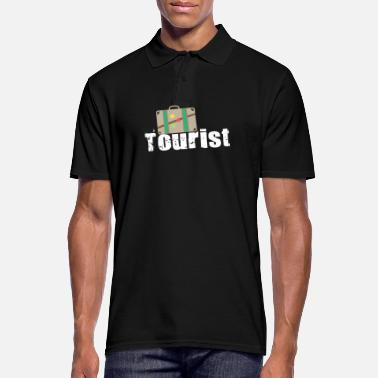 Tourist tourist - Men's Polo Shirt