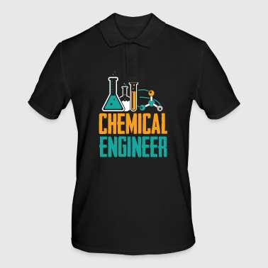 Chemical engineer - Men's Polo Shirt