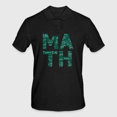 MATH / MATH - Men's Polo Shirt