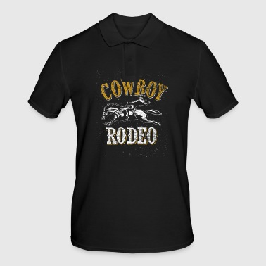 Cowboy Rodeo - Men's Polo Shirt