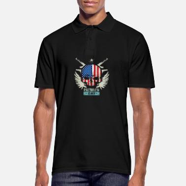 Patriote Patriots USA Patriots Day - Polo Homme
