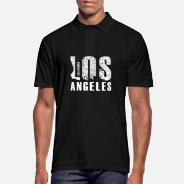Los Angeles Los Angeles - Poloskjorte for menn