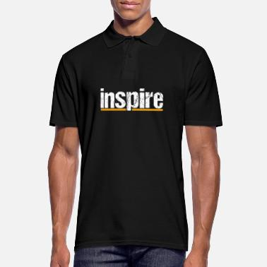 Inspiration inspire - Men's Polo Shirt