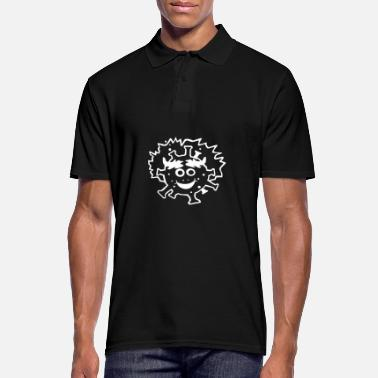 Government Fernando Simón cartoon for t-shirts - Men's Polo Shirt