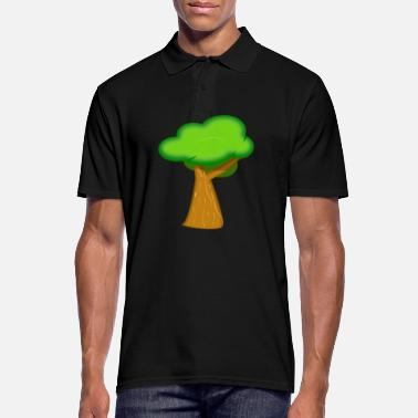Tree tree - Men's Polo Shirt