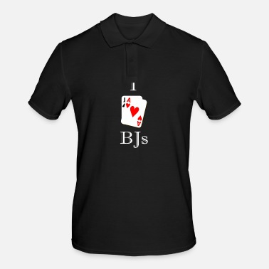Blackjack I Love BJs - Blackjack Casino - Polo da uomo