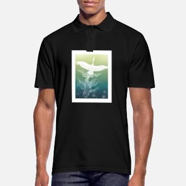 Dream of flying - Men's Polo Shirt