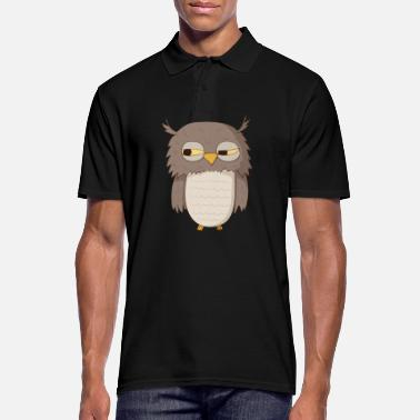 Owl Owl owl - Men's Polo Shirt