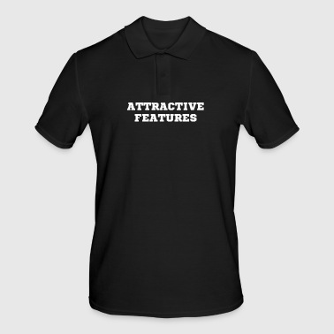 attractive features - Men's Polo Shirt