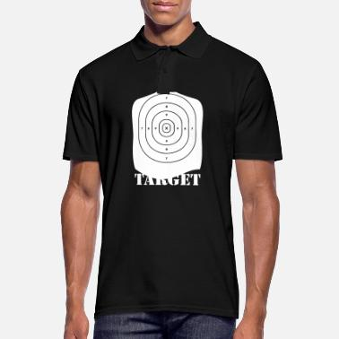 Target target wite - Polo Homme
