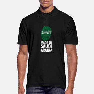 Arabia Made In Arabia Saudita / Arabia Saudita - Polo da uomo