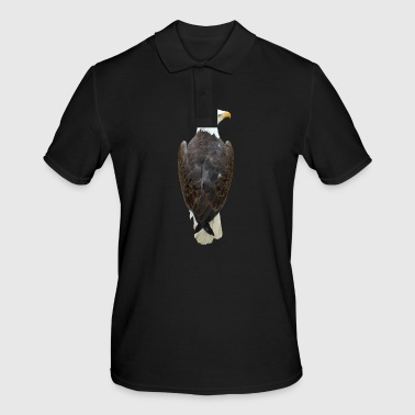Eagle, bird of prey, bird of prey - Men's Polo Shirt