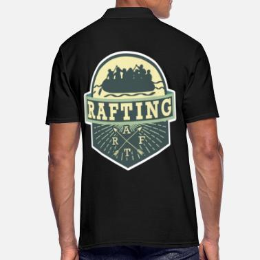 Rafting rafting - Men's Polo Shirt