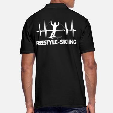 Freestyle freestyle - Poloskjorte for menn
