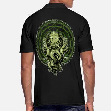 Hp Lovecraft Cthulhu HP Lovecraft - Camiseta polo hombre