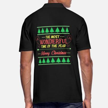 Merry Christmas Merry Christmas! Merry Christmas! - Men's Polo Shirt
