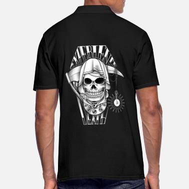 Grim Grim Reaper Death Reaper - Men's Polo Shirt