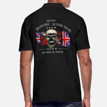 Divers Diver British Extreme Diver - Polo Homme