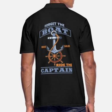 Boat Forget the boat - Men's Polo Shirt