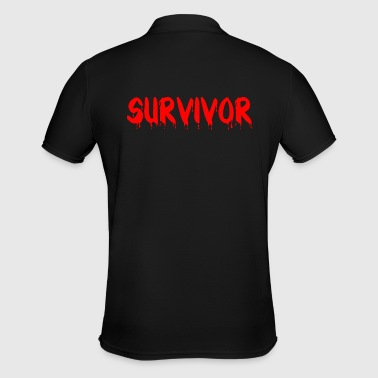 Survivor - Men's Polo Shirt