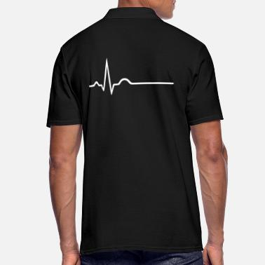 Doctor On Call ECG - Paramedic - Doctor - Doctor on call - Men's Polo Shirt
