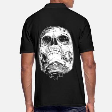 Skull skull - Men's Polo Shirt