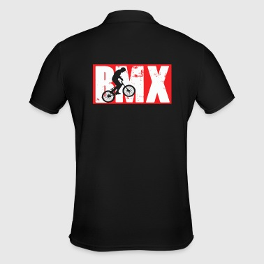 Bmx Cool shirt for BMX fans - Men's Polo Shirt