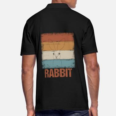 Rabbits Rabbit rabbit Rabbit - Men's Polo Shirt