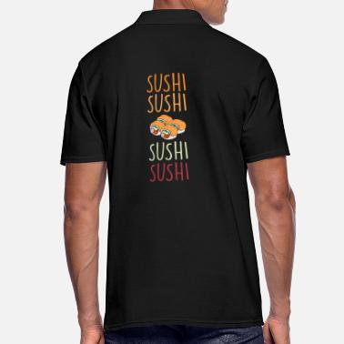 Sushi Sushi sushi - Men's Polo Shirt