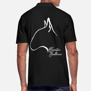 Bullterrier Perfil MINIATURE BULLTERRIER Wilsigns - Polo hombre