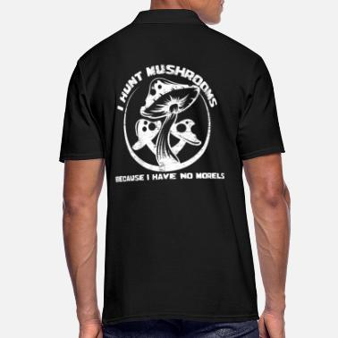 Mushroom Picker mushroom pickers - Men's Polo Shirt