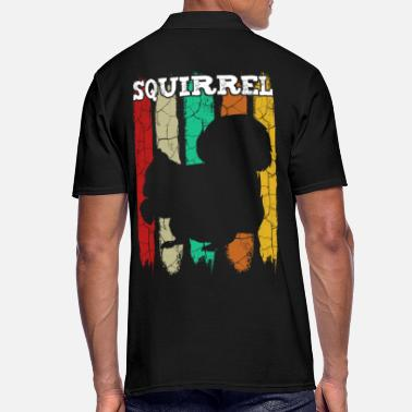 Squirrel squirrel - Men's Polo Shirt