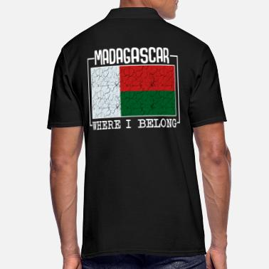 Madagascar Madagascar - Men's Polo Shirt