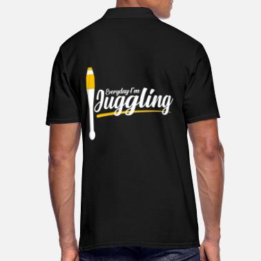 Juggler juggler - Men's Polo Shirt