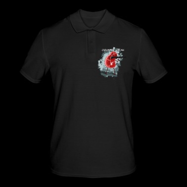 counter Steak - Men's Polo Shirt