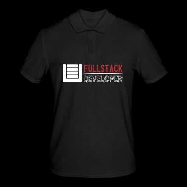 FULLSTACK DEVELOPER | FULL STACK DEVELOPER - Men's Polo Shirt