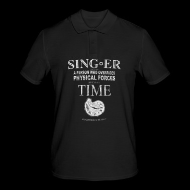 Singers T-Shirt - Physical Forces - Men's Polo Shirt