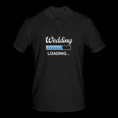 Wedding engagement wedding planning gift - Men's Polo Shirt