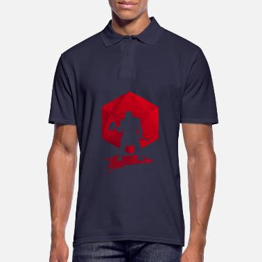 Barbarian Brutal Barbarian - Men's Polo Shirt