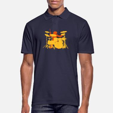 Mapex Drums - Men's Polo Shirt