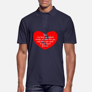 Heartache Heartache - Men's Polo Shirt