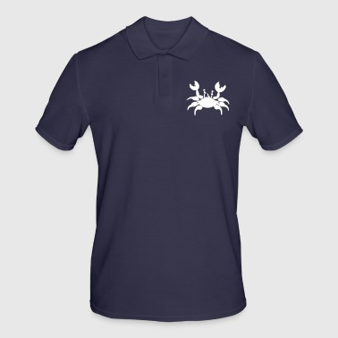 Cancer Crabs Crab Crabs Crayfish Zodiac signs - Men's Polo Shirt