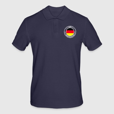 IMMENSTADT IN THE GENUINE - Men's Polo Shirt