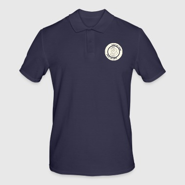 EVERY BIT COINS bitcoin digital currency shirt - Men's Polo Shirt